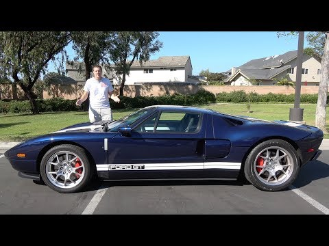 I Bought A  Ford Gt My Dream Car