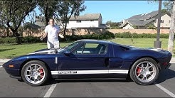 I Bought a 2005 Ford GT - My Dream Car!