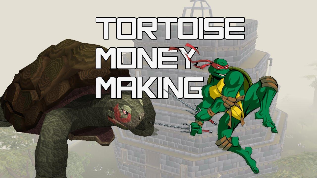 Rs Money Making Guide Tortoise Shells 700k Youtube
