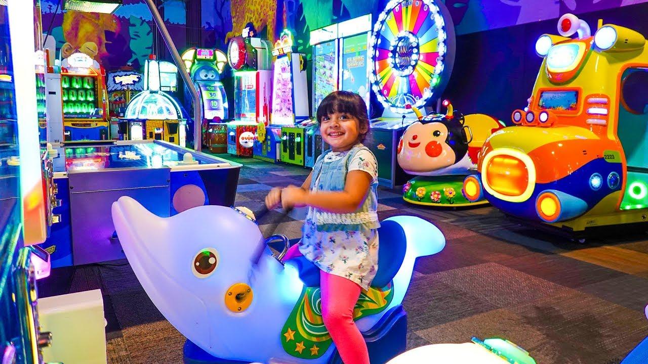 Indoor And Outdoor Games For Kids