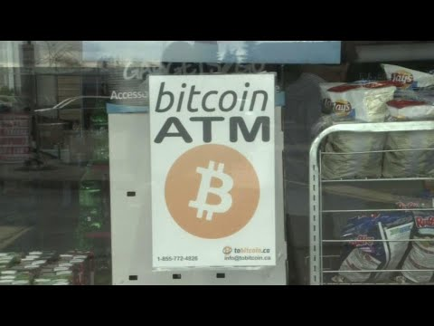 Police warning public about scam involving Bitcoin ATM machines