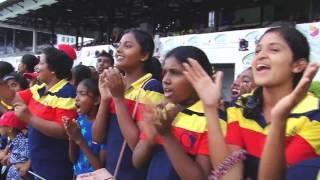 Asia Rugby Sevens Series 2016 - Sri Lanka  Highlights Show