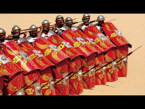4-6 Life in the Roman Army
