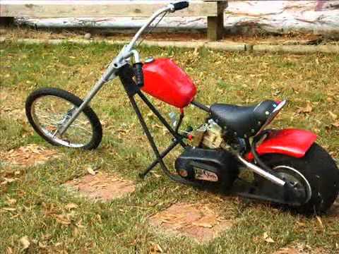 Мотоциклы своими руками - Полезные самоделки 41