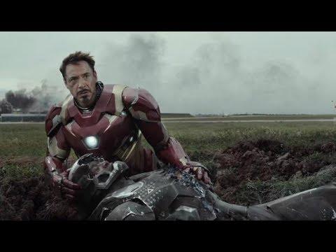 Vision kills War Machine and then Iron Man kills Falcon (Turn subtitles on) thumbnail