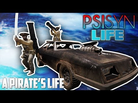 ARMA 3: PsiSyn Life — A PIRATE'S Life!