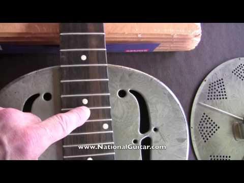 Bench Talk #6 Learn About National Duolian Guitar
