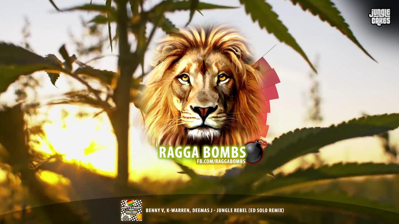 Benny V, K-Warren, Deemas J - Jungle Rebel (Ed Solo Remix)
