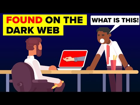 What Horrific Things Can Be Found on The Dark Web?
