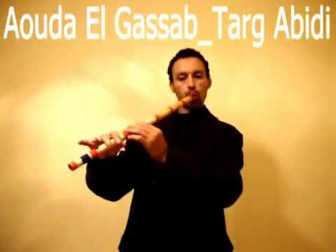 Gasba chaoui - Abouda el gassab