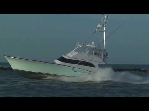offshore fishing boats