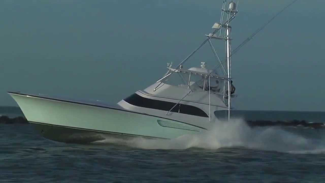 offshore fishing boats - YouTube