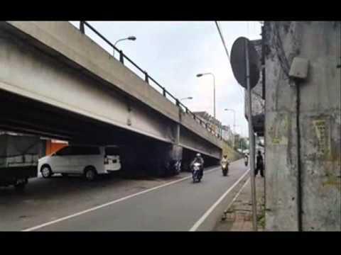 Jembatan Layang Kota Lama Malang Youtube