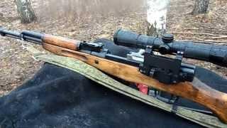 SKS Rifle. СКС. Мой Карабин. Часть 1