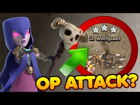 Clash Of Clans | OP ATTACK STRATEGY! 3 STAR PERFECTION! | Supercell Fix Troop Ai!