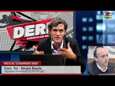 Basile: El Gobierno de Perotti no comenzó a gobernar