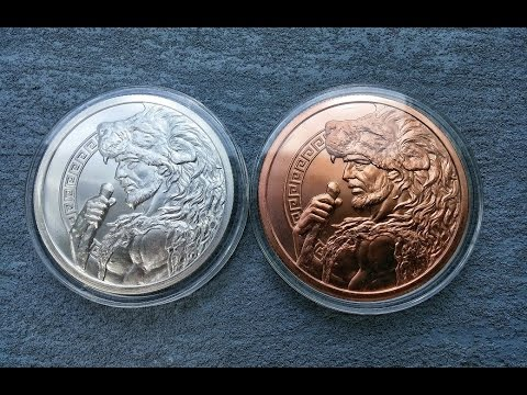 Silver Unboxing From Provident Metals Doovi