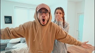 I Flew Across the Country to SURPRISE my BEST FRIENDS...