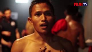 Download lagu #02. SULAEMAN petarung muay thai asal Cilegon menang lawan petarung asal Thailand