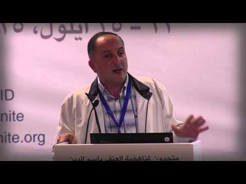 UVNR: Social Media as a Space for Dialogue - Amman, September 2015