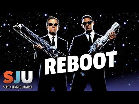 Men In Black Reboot in the Works!! - SJU