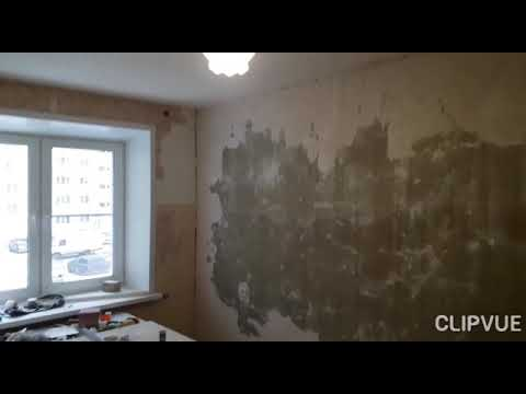 Выровнять стены в квартире своими руками