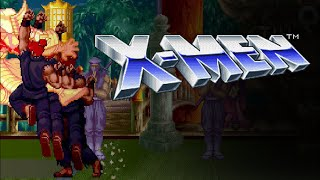 [X-Men:COTA] All Character Combo Video