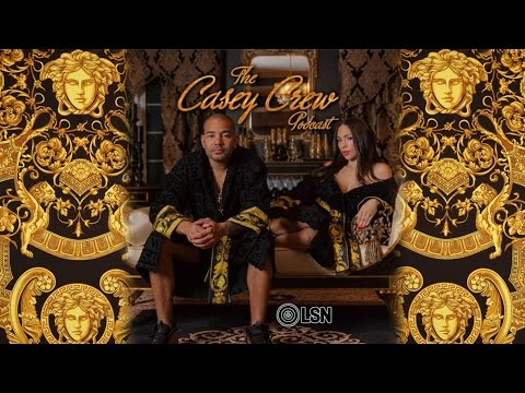 DJ Envy & Gia's The Casey Crew Podcast Episode 2: 50 Stitches And My Wife Is Still Beautiful
