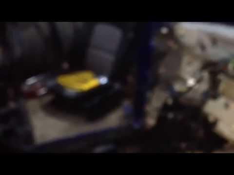Mazda 3 Мотор отопителя (печки) замена