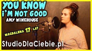Play Video 'You Know I'm No Good - Amy Winehouse (cover by Magdalena Radwańska)'