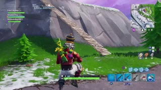 Fortnite Battle Royale Season 7 (2 Crackshot And 1 Santa Claus)