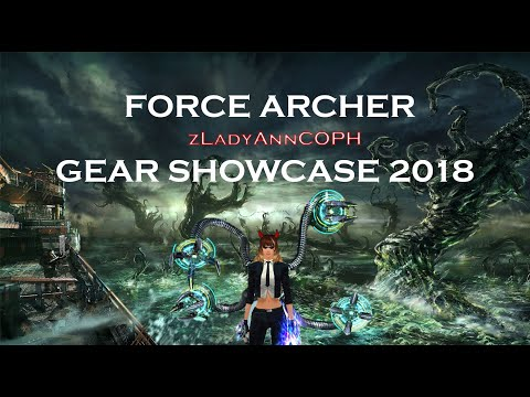 "CABAL ONLINE PH ~ ZLadyAnn [FA]  "" Gear Showcase  ""(11-19-2018)"