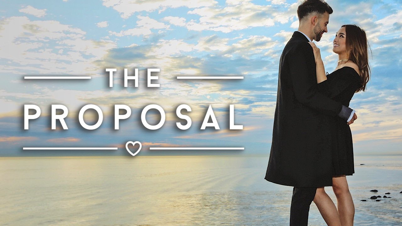 The surprise proposal were engaged clothesencounters for Jenn im wedding ring