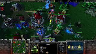 FoCuS(ORC) vs Sok(HU) - WarCraft 3 Frozen Throne - RN4380