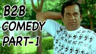 Konchem Ishtam Konchem Kashtam B2B Comedy Scenes P1 - Siddarth, Tamanna, Brammanandam