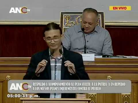 """Viceministros de Cultura Jesús """"Chuy"""" Pérez y Rodbexa Poleo sobre plan Vuelta a la Patria"""