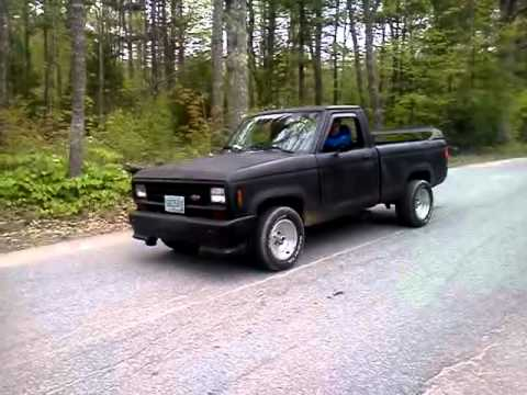 ranger with a chevy 350 v8 youtube. Black Bedroom Furniture Sets. Home Design Ideas