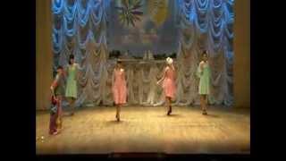 АГКПТ. Астрахань студенческая 2012. Театр моды