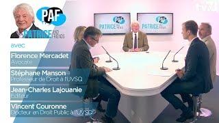 PAF – Patrice and Friends – Emission du 30 octobre 2017