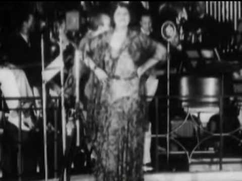 Sophie Tucker live in London 1930