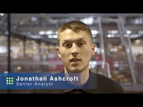 Jonathan Ashcroft, Senior Risk Analyst