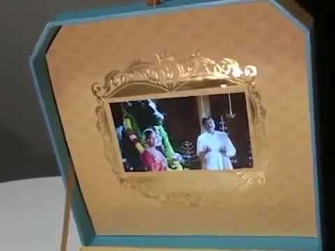 Wedding Video Card | Unique Wedding Invites | Innovation!