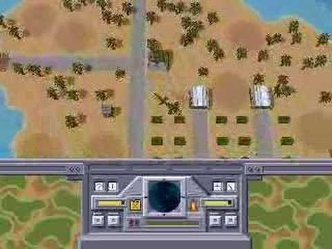 Return Fire for Sega Saturn - Unreleased Game