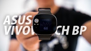 ASUS VivoWatch BP First Look: Check yo'self
