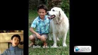 Emotion: Belle et Sébastien - BELLE par Eric le Rossignol (7 ans1/2)