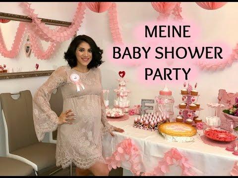 BABY SHOWER PARTY I Sevins Wonderland