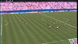 Bulgaria vs Germany 1994 World Cup, Mondial 94, Halftime 2