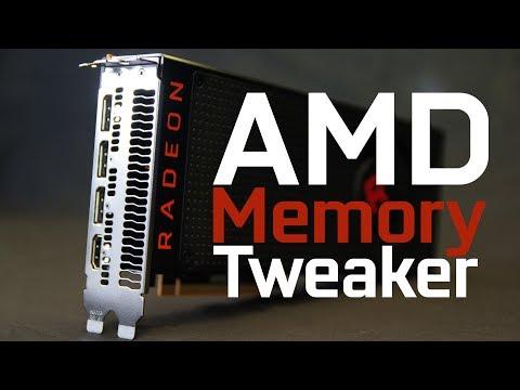 Low Power 51Mh/s Vega 64 With AMD Memory Tweaker!