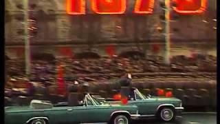 """""""9 мая"""". 1975 год, Парад Победы 7 Ноября (данные Википедии за 2016 г., парада Победы ВОВ не было)."""