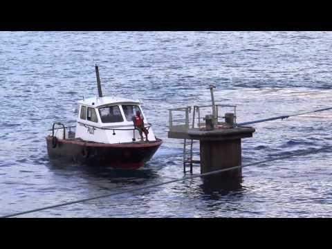 Roseau, Dominica - Jewel of the Seas Departure HD (2015)